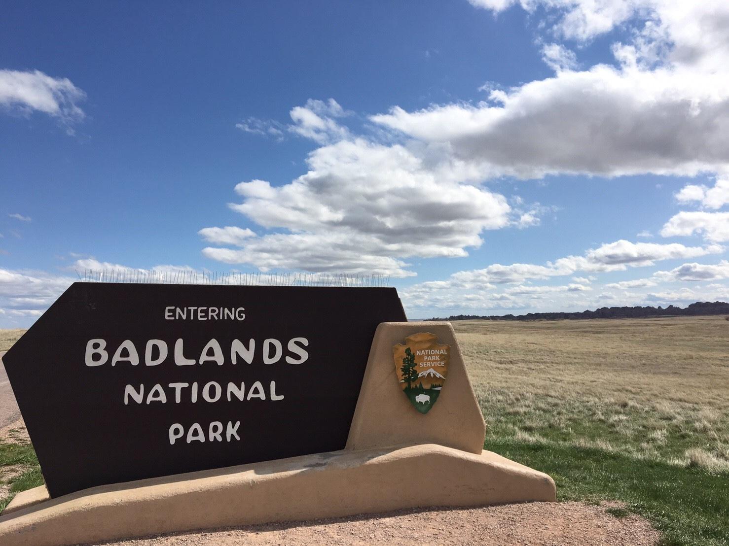 誰も知らないバッドランド国立公園の見どころ
