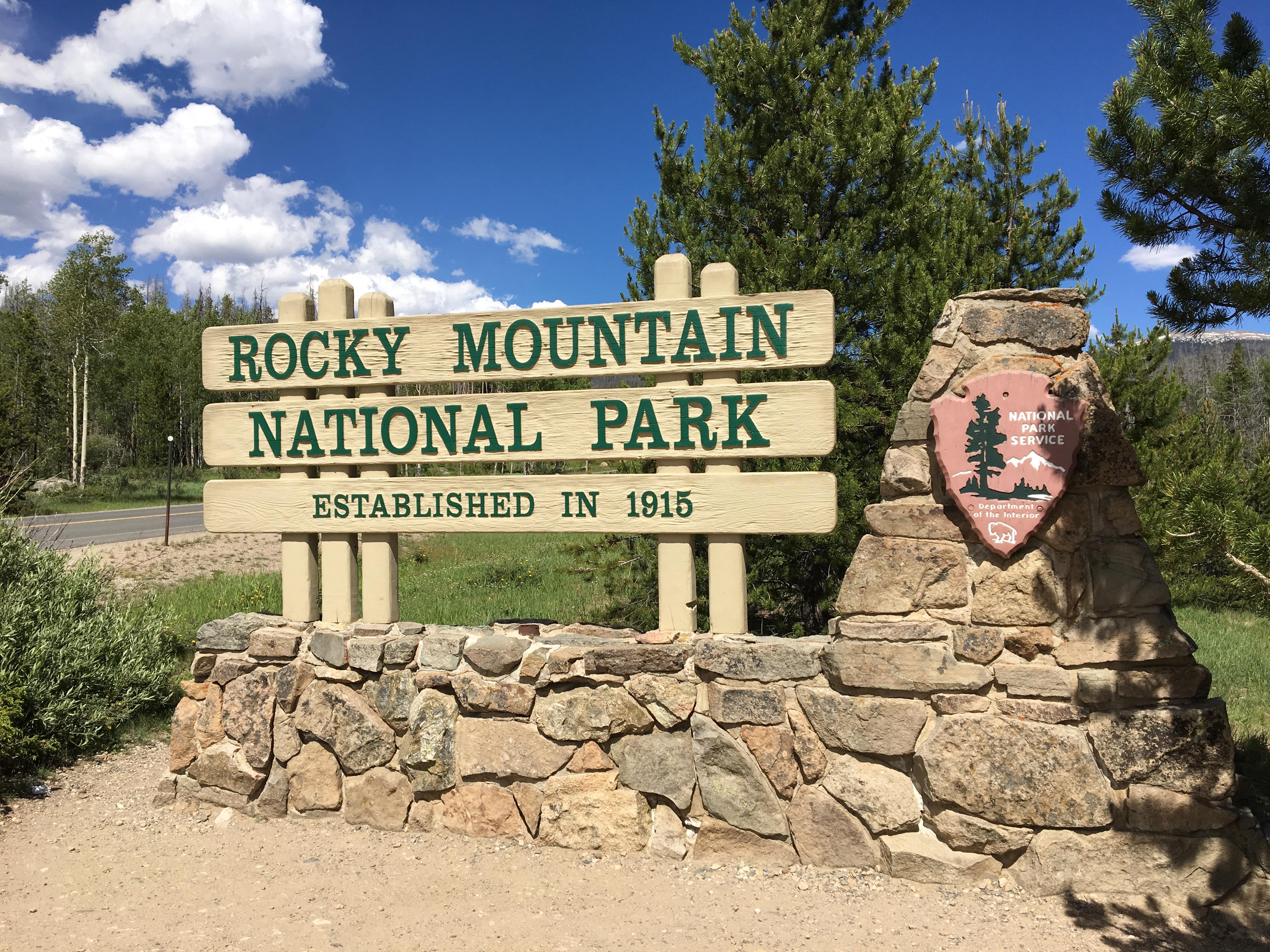 ロッキーマウンテン国立公園の見どころを紹介