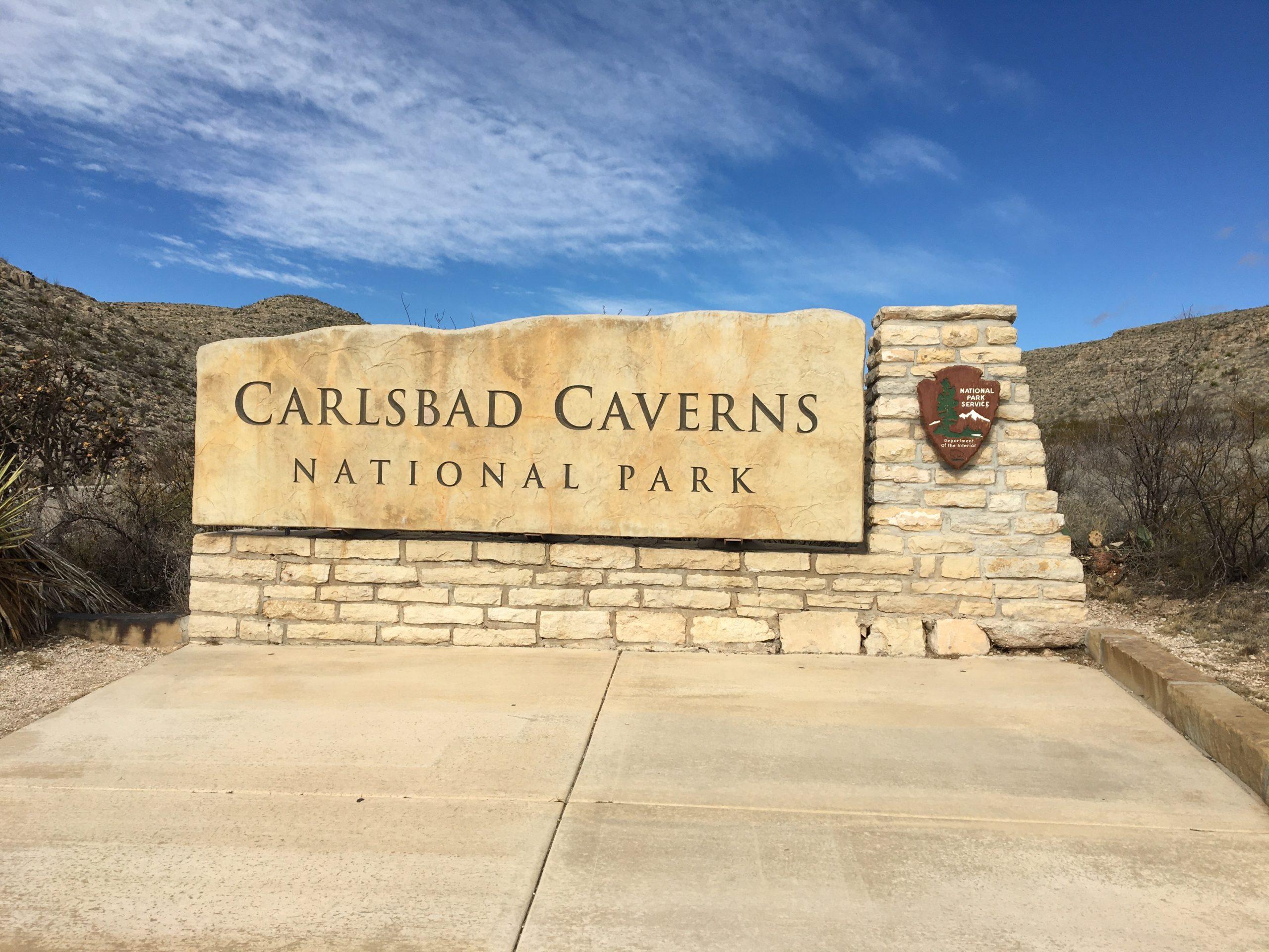 ニューメキシコ州にある世界遺産「カールズバッド洞窟群国立公園」